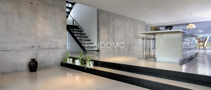 Concrete Flooring - Pandomo