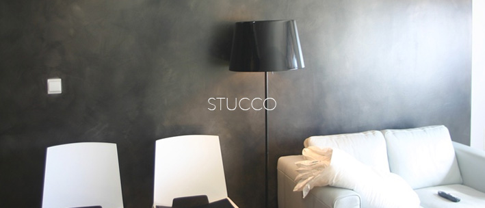 Concrete Walls - Stucco